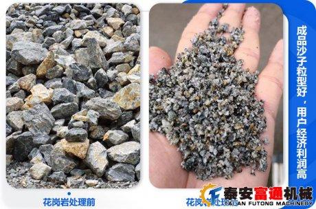 购买机制砂设备几个方面的考量因素